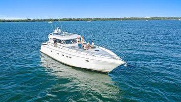 thumbnail photo 0: 2001 Millennium Super Yachts 75