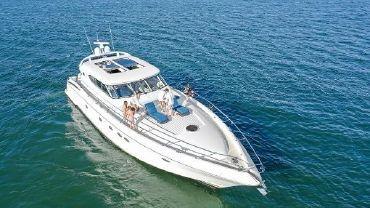 thumbnail photo 1: 2001 Millennium Super Yachts 75