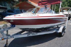 2007 Larson 180 Ski N' Fish O/B