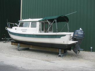 2002 C-Dory Cruiser