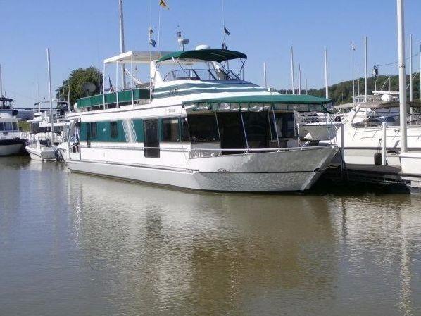 1996Monticello River Yacht