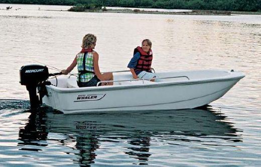 2007 Boston Whaler 110 Tender