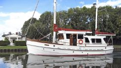 1944 Ex Admirality Motor Vessel Auxilliary Ketch