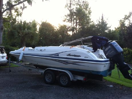 2005 Hurricane Fundeck