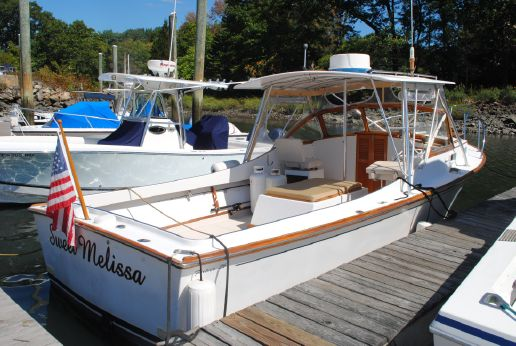 1990 Fortier 26                            Fortier 26 Downeaster