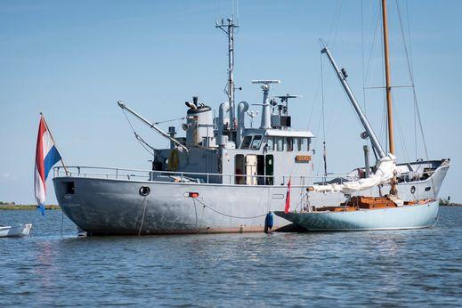 1961 Explorer Support Vessel