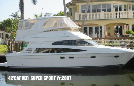 2007 Carver 42 Super Sport