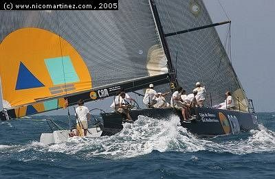 2004 Farr Yacht Design 54