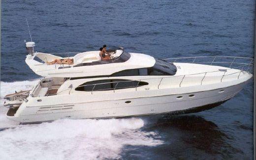 1999 Azimut 58