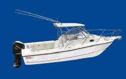2001 Boston Whaler 235 Conquest