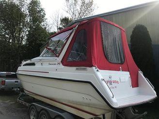 1992 Custom Global Seacruiser 290