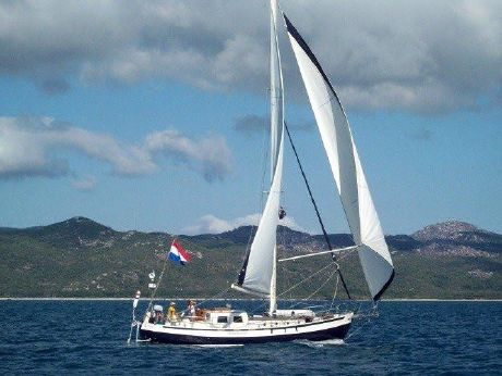 1997 Danish Yachts Danish Rose