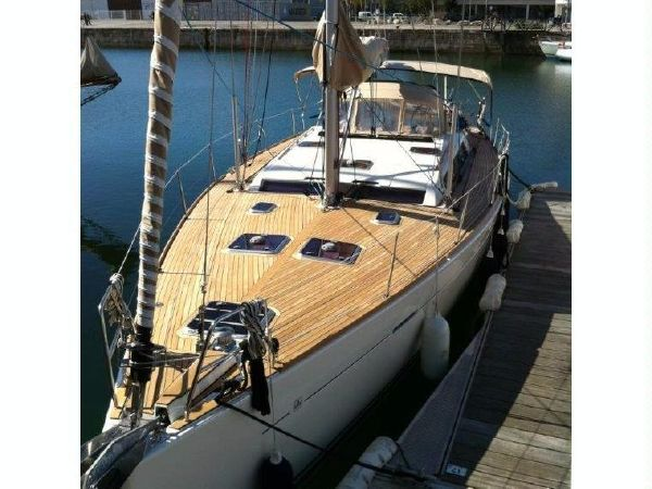 Durour 485 Grand Large Sailboat for sale