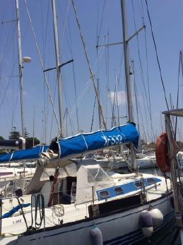 1996 X Yachts X 332