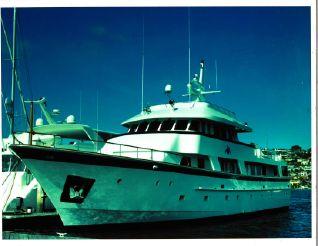 thumbnail photo 2: 1992 Cheoy Lee Motor Yacht