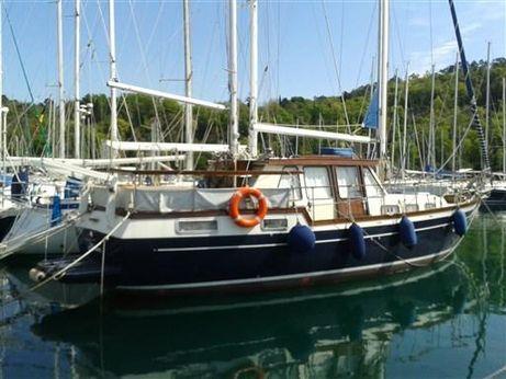 1981 Siltala Nauticat 38