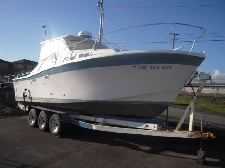 1975 Uniflite Salt Water Sport Fishing
