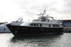 2009 Benetti 95 SD - trawler