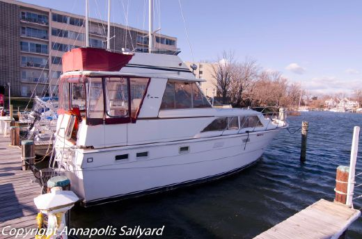 1984 Egg Harbor 40 Motor Yacht