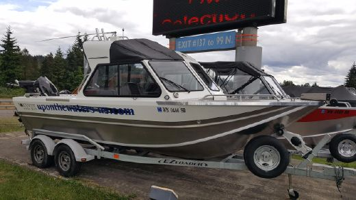 2013 Northwest 208 Sea Star