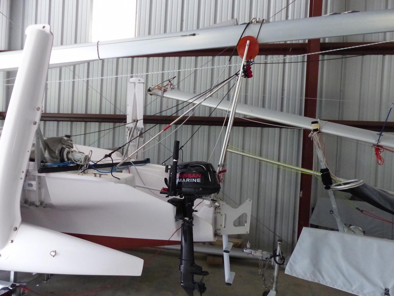 photo of 24' Corsair Sprint 750 MK II