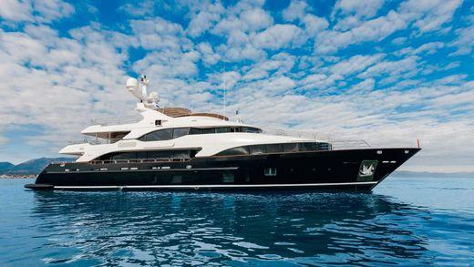 2011 Beneteau Oceanis 58 test boat