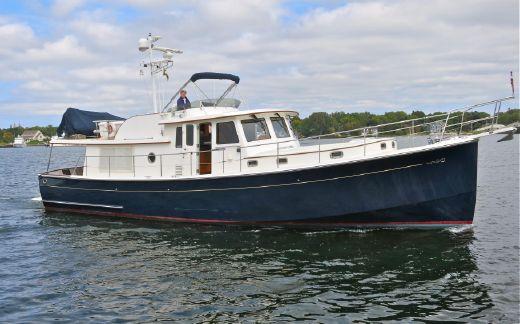 2003 Krogen Express 52 Fast Trawler