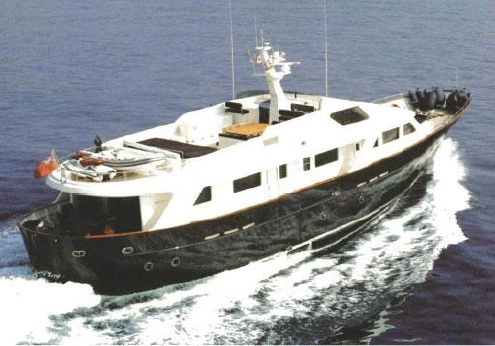 2002 Benetti Sail Division bsd 105