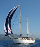 1986 Siltala Nauticat 38 ketch