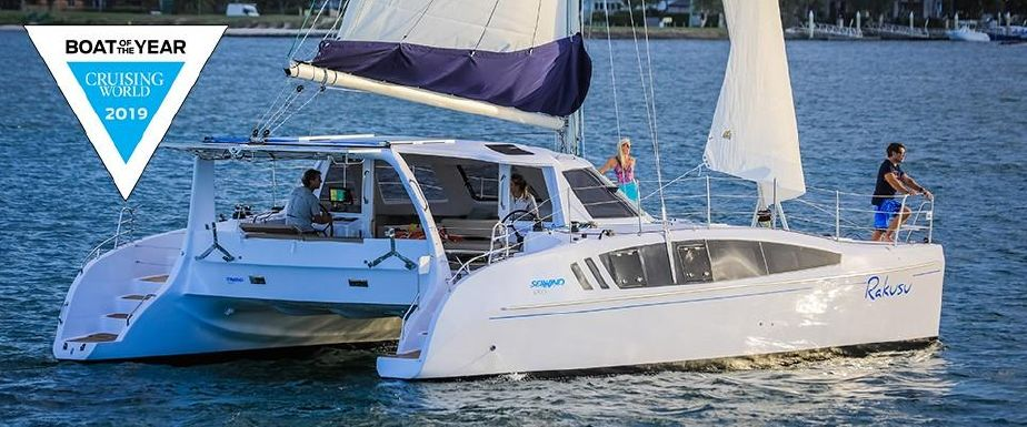 2020 Seawind 1260 Owners Version Sail Boat For Sale - www