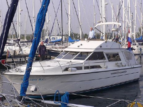 1984 Princess 38 Flybridge
