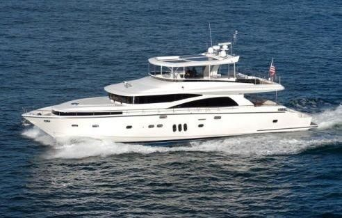 2018 Johnson 79 Motor Yacht