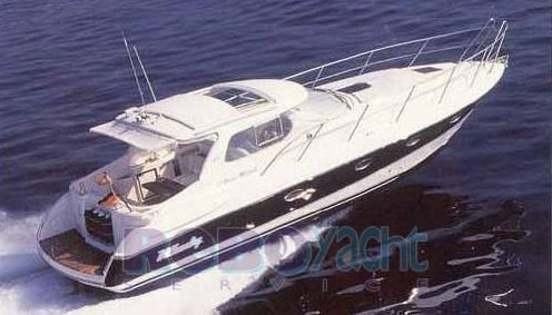 2005 Windy Boats 37 grand mistral ht