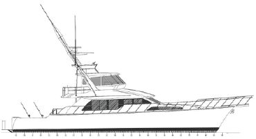 2020 Mikelson Long Range Luxury Sportfisher