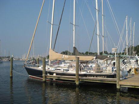 1996 J Boat J/42