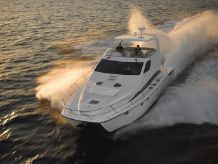 2007 Stealth 540 Flybridge