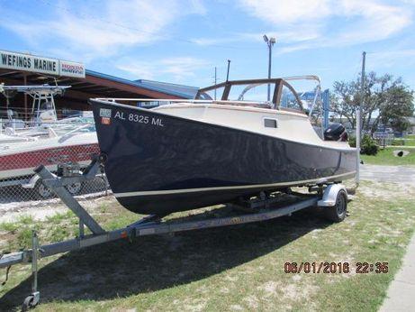2003 Seaway 21 Seafarer Cuddy