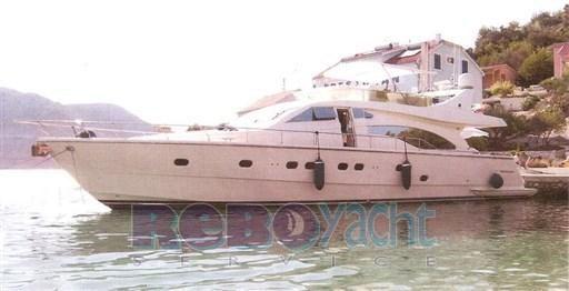 1999 Ferretti 68