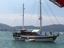 1989 Gulet Mahogany with 5 cabins
