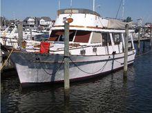 1978 Marine Trader 36 Sedan w BOW-STERN THRUSTER