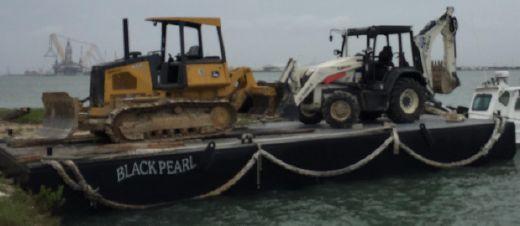 2015 Custom Work Barge