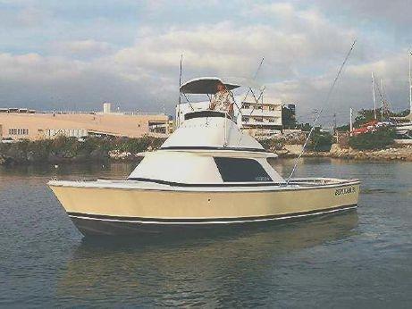 1965 Bertram 31 Flybridge Cruiser