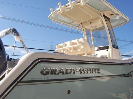 2018 Grady White 236 Fisherman
