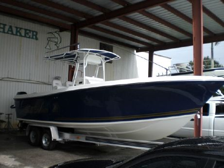 2009 Salt Shaker Center console,Offshore fishing boat,