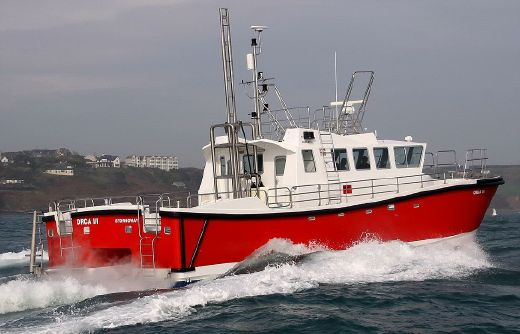2016 New Build - Wildcat 53 Single Level Hydrographic Vessel