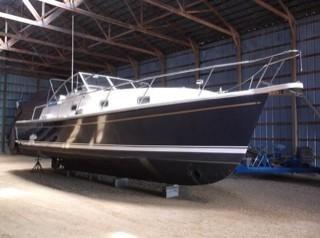 2004 Mainship Pilot 34 Convertable