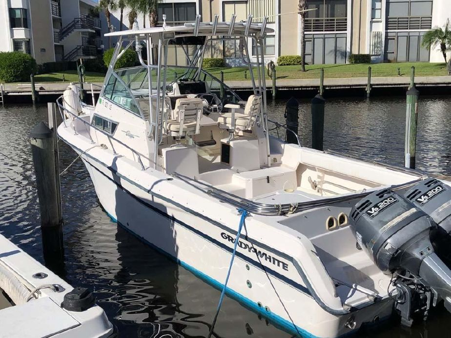 2000 Grady-White Sailfish 272 Power Boat For Sale - www