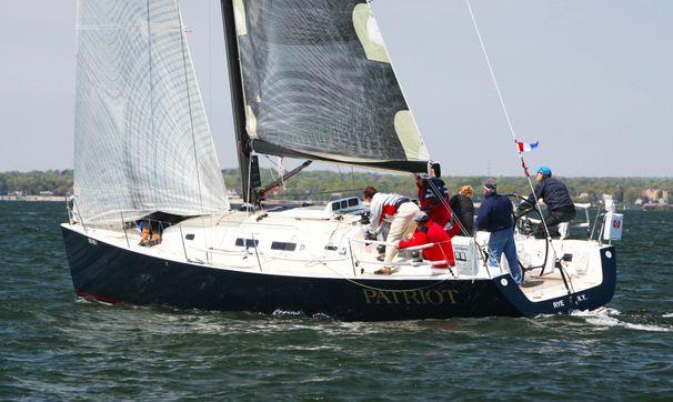 2008 J Boats J/122 J122 J 122 Sail Boat For Sale -