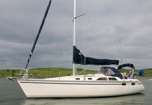 1992 Hunter 35.5