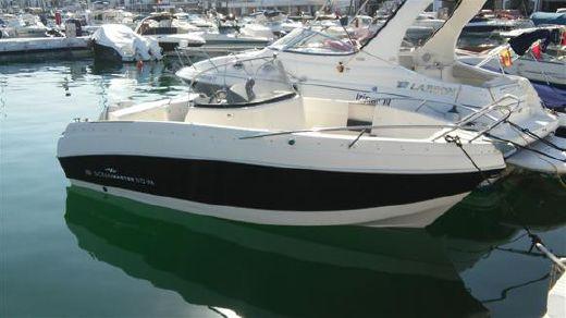 2012 Ocean Master 570 WA